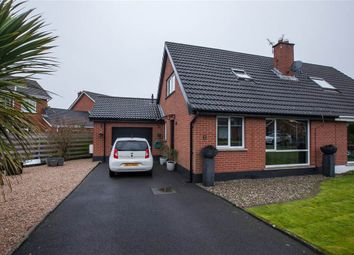 Thumbnail 2 bed semi-detached house for sale in 11, Hanwood Avenue, Belfast