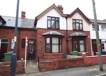 Thumbnail 2 bedroom terraced house for sale in Salisbury Street, Wednesbury, West Midlands