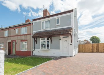 Thumbnail 3 bed end terrace house for sale in The Avenue, County Durham