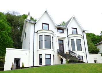 Thumbnail 3 bed flat for sale in Barrhill Road, Gourock