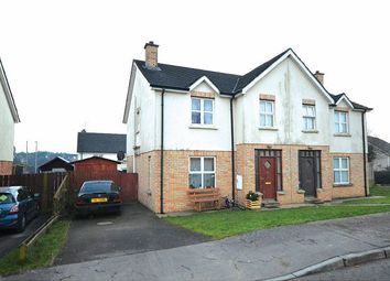 Thumbnail 4 bed semi-detached house for sale in 62 Lambfield Drive, County Tyrone, Northern Ireland
