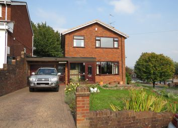 Thumbnail 3 bed detached house for sale in The Rise, Kingswinford