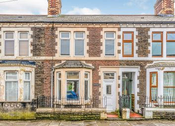 3 bed terraced house for sale in Railway Street, Splott, Cardiff CF24