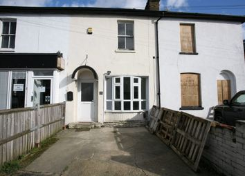 Thumbnail 2 bed terraced house to rent in Ardleigh Green Road, Hornchurch