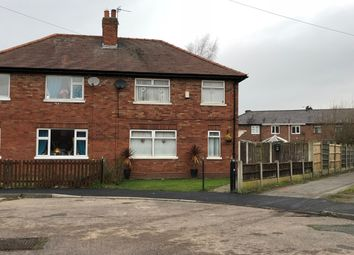 Thumbnail 3 bed semi-detached house for sale in Mitchell Avenue, Burtonwood, Warrington