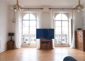 Thumbnail 3 bed flat for sale in St. Pancras Way, Camden