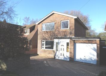 Thumbnail 3 bed detached house for sale in Foord Road, Hedge End, Southampton