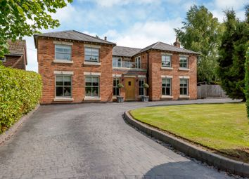 Thumbnail 5 bed detached house for sale in St Marys Close, Newton Solney