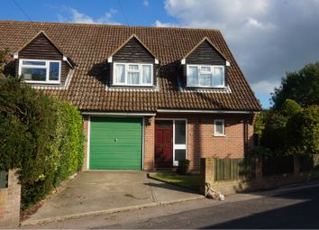 Thumbnail 3 bed semi-detached house for sale in Station Road, Minster