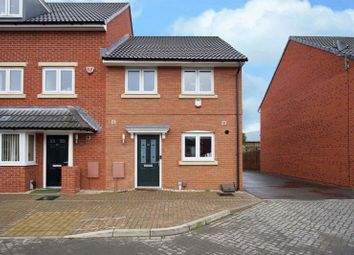 Thumbnail 3 bed end terrace house for sale in Brickworks Close, Bristol