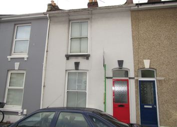 Thumbnail 4 bedroom terraced house to rent in Collingwood Road, Southsea, Hampshire