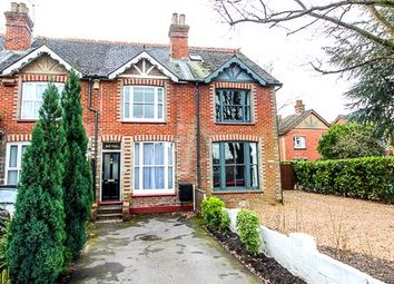 Thumbnail 3 bed terraced house for sale in Yorktown Road, College Town, Sandhurst, Berkshire