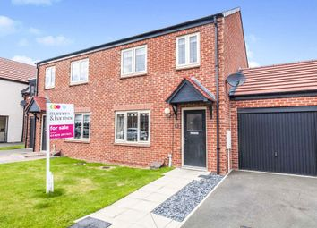 Thumbnail 3 bedroom semi-detached house for sale in Jasmine Close, Hartlepool