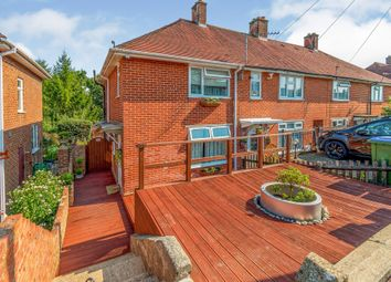 Thumbnail 2 bed semi-detached house for sale in Outer Circle, Coxford, Southampton