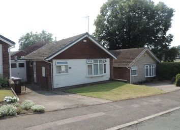 2 bed detached bungalow for sale in Hillway Close, Rugeley WS15