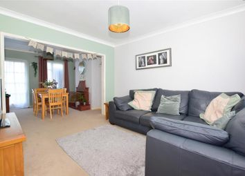 Thumbnail 3 bedroom semi-detached house for sale in Markland Road, Elms Vale, Dover, Kent