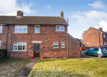 Thumbnail 3 bed semi-detached house for sale in Cumberland Avenue, Wellingore