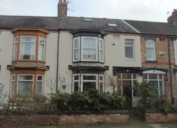 Thumbnail 2 bed terraced house for sale in Eton Road, Stockton-On-Tees
