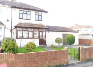 Thumbnail 3 bed property to rent in Esson Road, Kingswood, Bristol