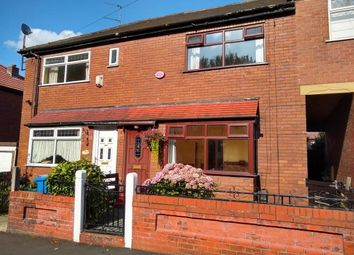 Thumbnail 3 bed terraced house to rent in Churchill Street, Heaton Norris