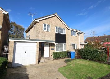 Thumbnail 3 bed semi-detached house for sale in Beckhampton Road, Hamworthy, Poole