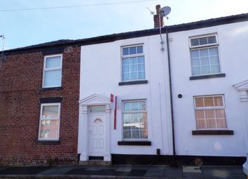 Thumbnail 1 bed terraced house for sale in Willow Grove, Marple, Stockport, Greater Manchester