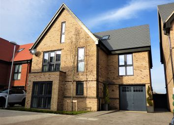 Thumbnail 5 bedroom detached house for sale in Marchment Square, Peterborough, Cambridgeshire.