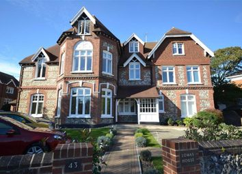 Thumbnail 3 bed flat for sale in Lomas House, 43 Wordsworth Road, Worthing, West Sussex