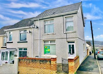 Thumbnail 3 bedroom end terrace house to rent in St. Tydfils Avenue, Merthyr Tydfil