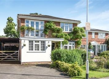 Thumbnail 4 bedroom detached house for sale in St. Marys Road, Sindlesham, Wokingham