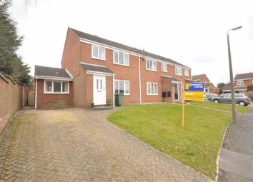 Thumbnail 3 bedroom end terrace house to rent in Ilkley Close, Worcester