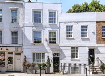 Thumbnail 4 bed terraced house for sale in Walton Street, London
