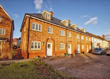 Thumbnail 3 bed town house for sale in The Parade, Queen Elizabeth Way, Colchester