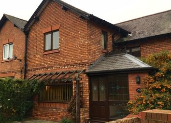 Thumbnail 1 bed flat to rent in Abingdon Crescent, Chester