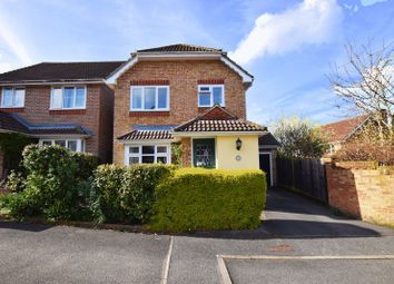 Thumbnail 3 bed detached house for sale in The Nightingales, Uckfield