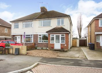 Thumbnail 3 bed semi-detached house for sale in Rydens Way, Woking