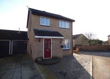 Thumbnail 3 bed detached house for sale in Moreton Hall, Bury St Edmunds, Suffolk