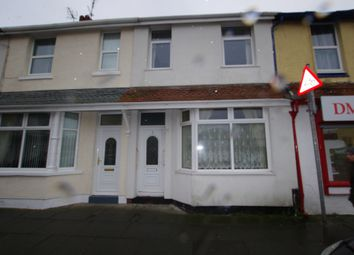 Thumbnail 3 bed terraced house for sale in Alexandra Road, Llandudno, Conwy