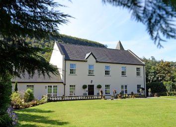Thumbnail 7 bed detached house for sale in Llanllawddog, Carmarthen