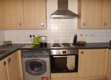 Thumbnail 2 bed flat to rent in The Parklands, Dunstable