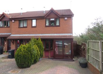 Thumbnail 2 bedroom end terrace house for sale in Commonside, Pensnett, Brierley Hill