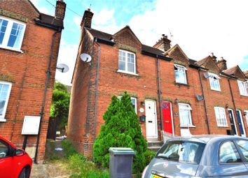 Thumbnail 2 bed end terrace house to rent in Sunnyside, Stansted