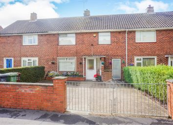 Thumbnail 3 bedroom terraced house for sale in Laughton Way North, Lincoln