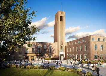 Thumbnail 1 bed flat for sale in Hornsey Town Hall, Crouch End, London