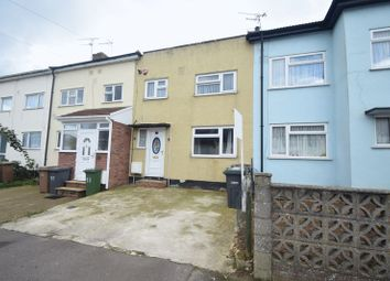 Thumbnail 2 bedroom terraced house for sale in Pembroke Avenue, Luton