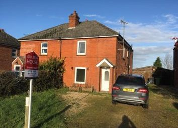 Thumbnail 3 bed semi-detached house for sale in 6 Steventon Road, East Hanney, Wantage, Oxfordshire