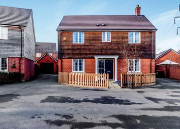 Thumbnail 4 bed detached house for sale in Theedway, Leighton Buzzard, Bedford, Bedfordshire