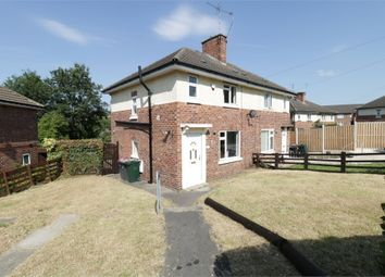 Thumbnail 2 bed semi-detached house for sale in Shelley Road, Herringthorpe, Rotherham, South Yorkshire