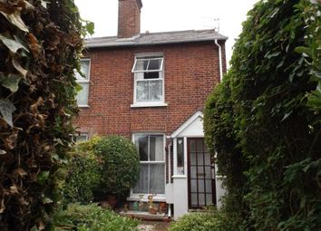 Thumbnail 2 bed semi-detached house for sale in Churchfields Road, Salisbury