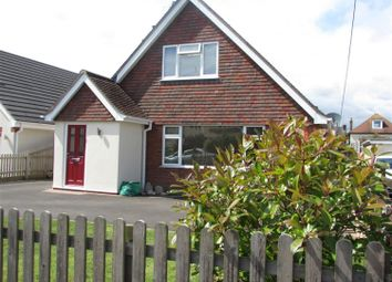 Thumbnail 4 bed bungalow for sale in Avenue Road, Walkford, Christchurch
